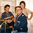 1985: Cheryl Meets Steve Allen