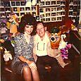 1988: Cheryl Rhoads and Daws Butler