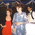 Annie Potts and Cheryl Rhoads