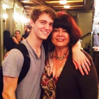 Nico Greetham and Cheryl