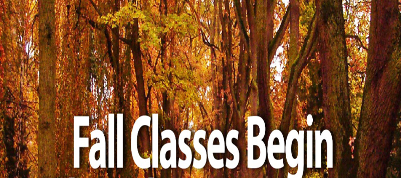 Classes-begin-Fall-Semester-2