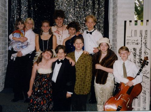 CFR students in Los Angeles in the middle 1990s