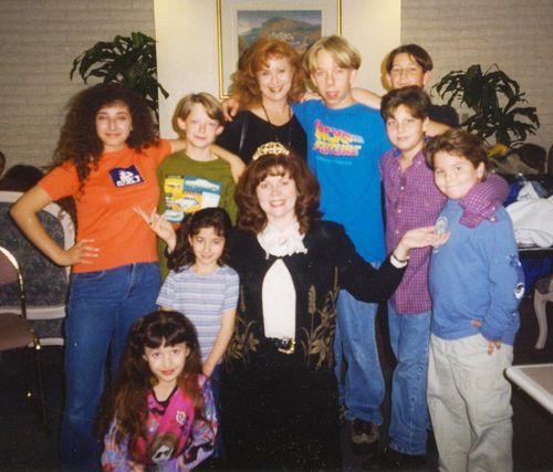 CFR with kids in LA