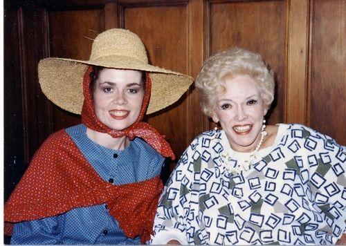Cheryl and Fran Allison