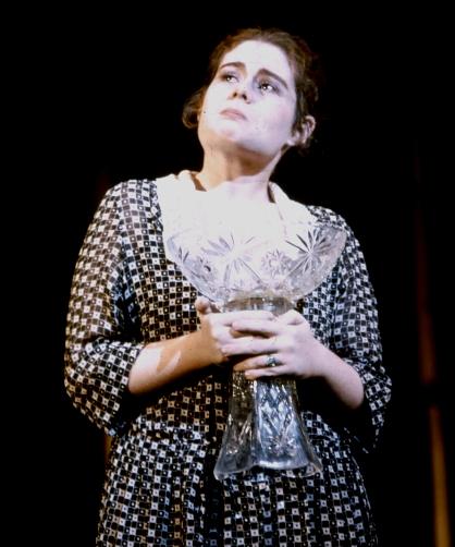 Cheryl as Fraulein Schneider