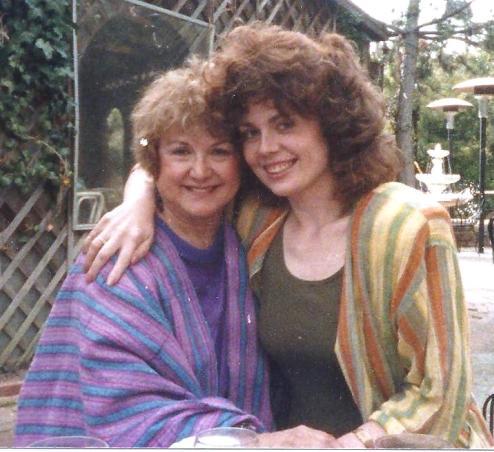 Josephine Forsberg & Cheryl Rhoads