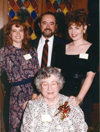 LTHS Alumni Dinner 1988
