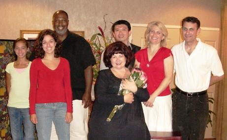 2007 CFR School Adult Students Class