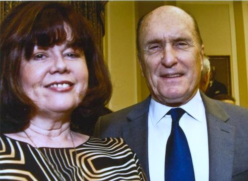 Robert DuVall and Cheryl