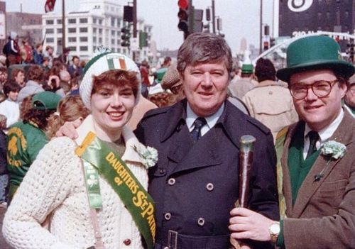 Saint Patrick's Day 1983