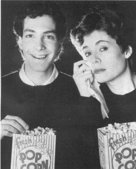 The Fine Line Popcorn